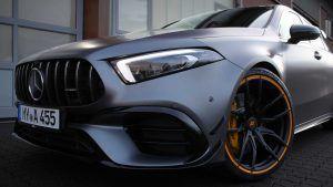 Mercedes-AMG A45 S nakon Renntech tretmana ispucava gotovo 600 KS! 1
