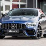mercedes amg gt  upgrade by g power
