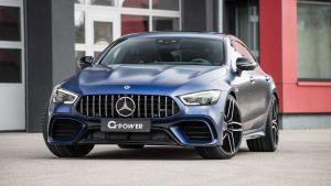 Mercedes-AMG GT 63 S zahvaljujući G-Power ekipi nadograđen na 800 KS i 1000 Nm,