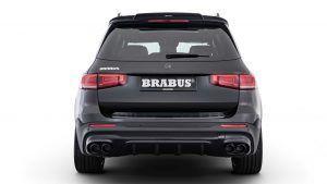 Mercedes-Benz GLB dobio Brabus tretman, jedan detalj posebno je zanimljiv 2