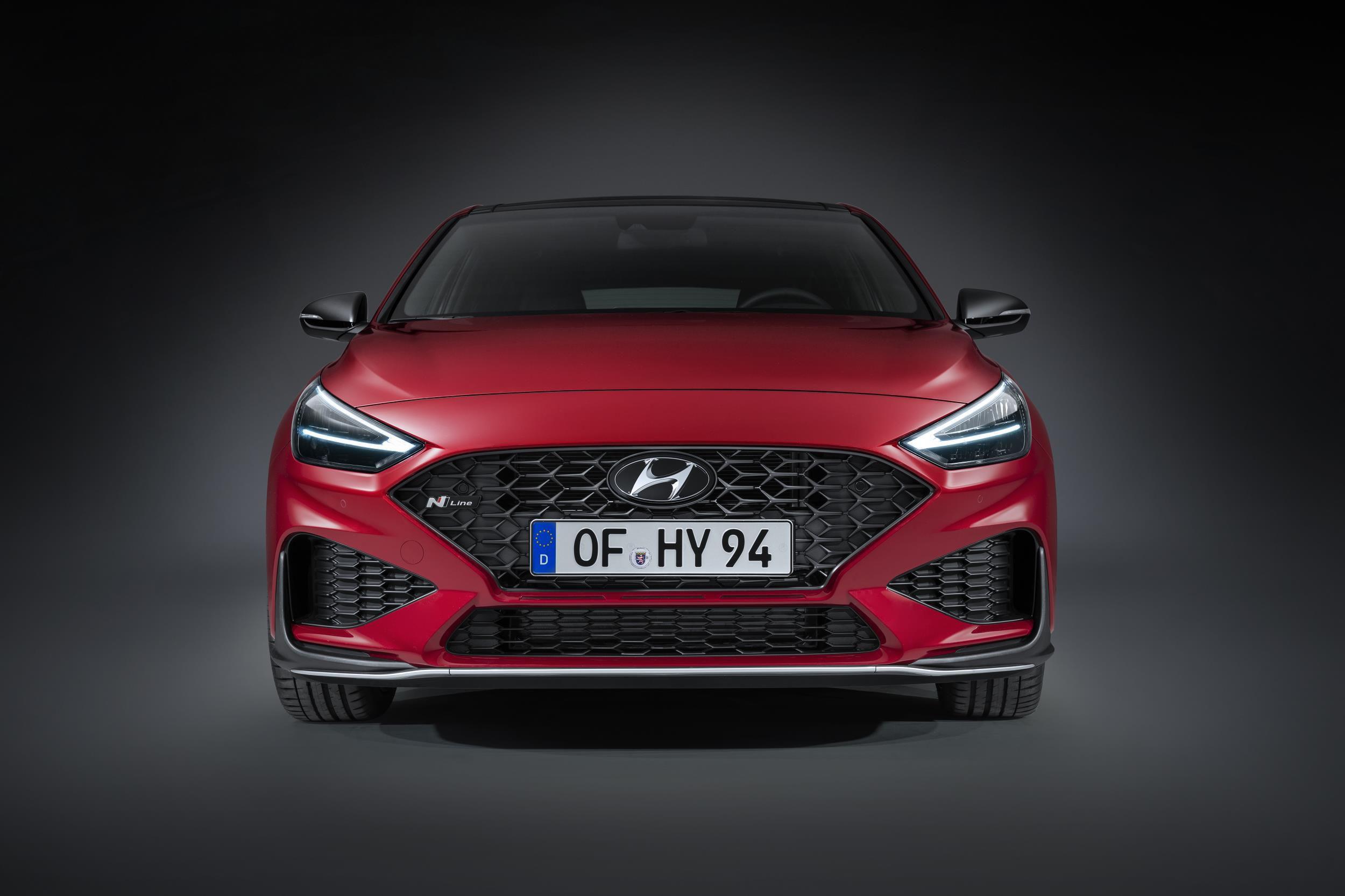 new Hyundai i N Line AP naslovna
