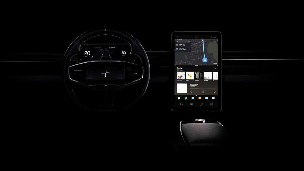 Polestar je predstavio novi interijer, budućnost vozačkog okruženja oduševljava!
