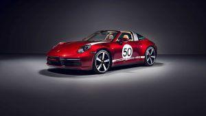 Porsche 911 Targa u posebnoj Heritage inačici bit će dostupna u samo 992 primjeraka!