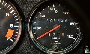 Porsche 911 Turbo iz 1975. godine prošao čak 1,2 milijun kilometara! 1