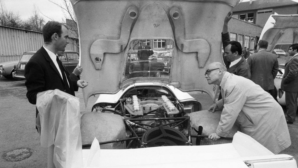 Porsche 917 - legendarni model predstavljen je na današnji dan 1969. 3