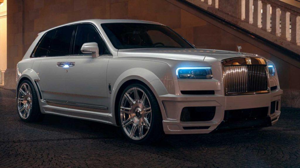 Rolls-Royce Cullinan postao još ekskluzivniji zahvaljujući novom Spofec tuning paketu!