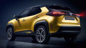 Toyota Yaris Cross novi je japanski igrač u najpopularnijem SUV segmentu, a na tržište stiže slijedeće godine 1