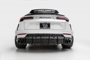 Lamborghini Urus dobio je novi wide-body tretman zahvaljujući tuning kući 1016 Industries 1
