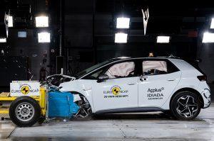 Volkswagen ID.3 osvojio maksimalnih 5 zvjezdica na Euro NCAP testiranjima