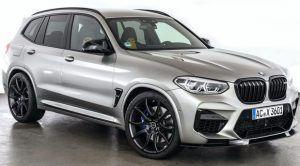 """AC Schnitzer tuningom """"počastio"""" BMW X3 M Competition! 2"""