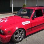 yugo hatchback with twin cadillac vs for sale